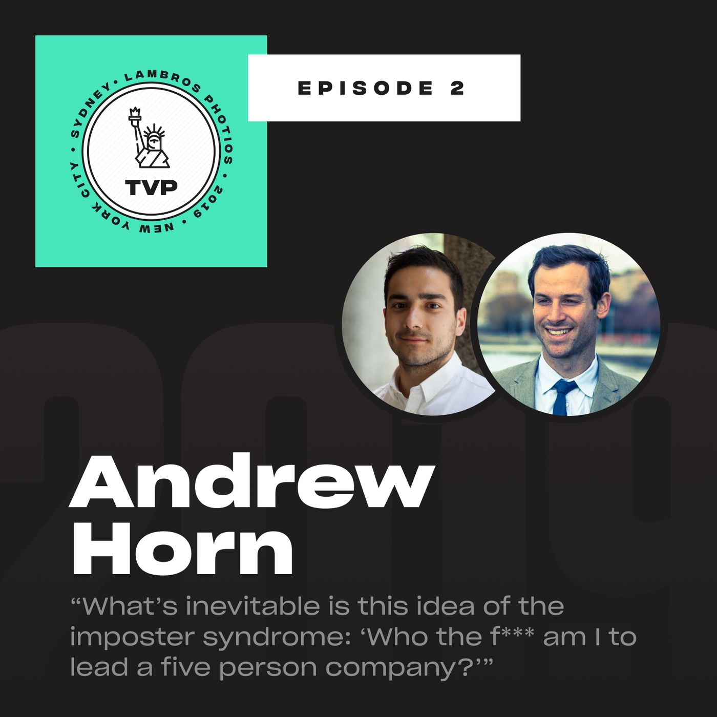 How To Find Your True Calling with Andrew Horn