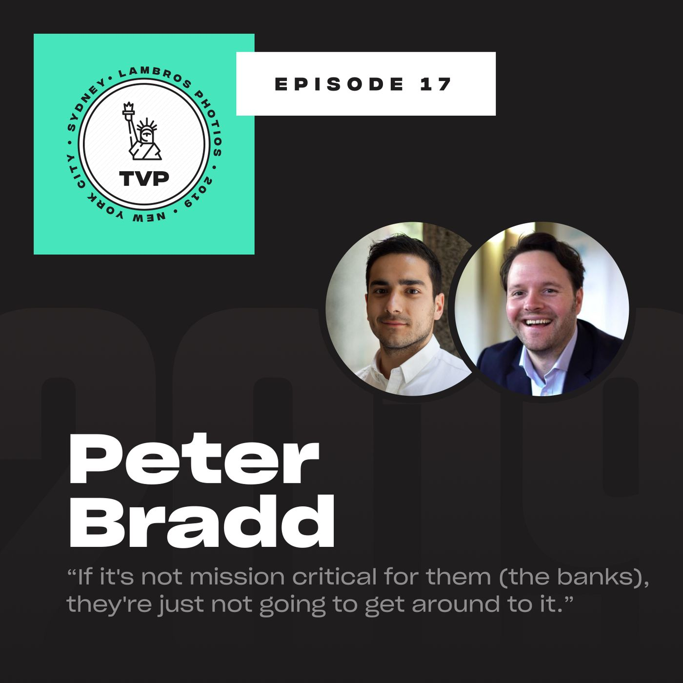 Why the Major Banks are Reluctant to Work with Startups with Peter Bradd